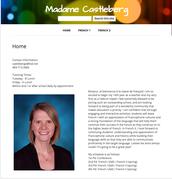 Google Sites: Mrs. Castleberg