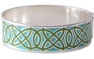 Eleanor Bangle Silver