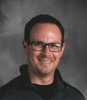 Josh Sain, Curriculum Coordinator/Multi-Tiered Systems of Support (MTSS) Coordinator