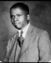 African National Congress President December 1940-1949