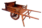 The invention of the wheelbarrow