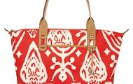 Red Ikat How Does She Do it?