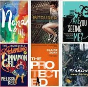 2015 Book Shortlist