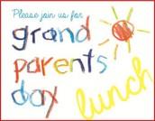-9/14: Grandparents Luncheon