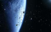 El problema de les deixalles espacials