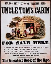 Uncle toms cabin book reviling