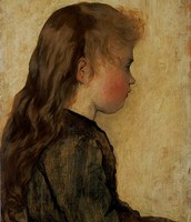 Gotine rosse, Fattori, 1882