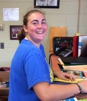 Madison Truehart, Noon Duty Support