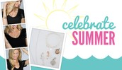 Celebrate Summer with our first Origami Owl Customer Promotion!