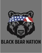 Black Bear Nation & Junior Class Shirts
