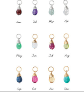 Older birthstone styles- I have a few