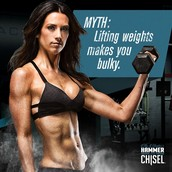Why is it important to lift weights?