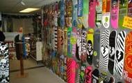 Customize skateboards