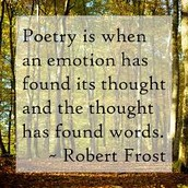 April is also National Poetry Month