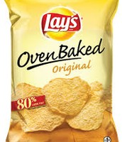 Oven Baked Chips
