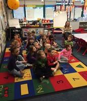 Mrs. Gaskill's First Grade Class
