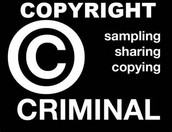What is Copyright?  Give an Example.