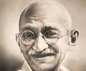 Gandhi in 1897