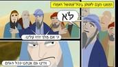 תגובת בני ישראל למשפט המלך: