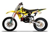 Kyle Hooks Dirt Bike!