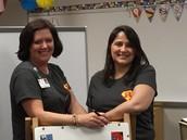 Mrs. Healy & Mrs. Gonzalez