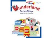 Wunderland Schul-Shop