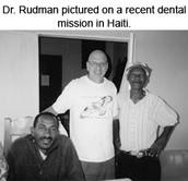 About Dr. Rudman