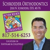 Big thanks to Schroeder Orthodont-ics!