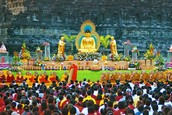 Majoir festivals and cereimonies