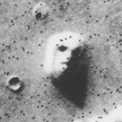 Is there a man on the moon ?