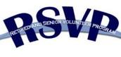 Retired and Senior Volunteer Program volunteers welcome!