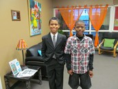 5th graders are looking sharp.