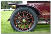 1919 Rolls Royce Wheels