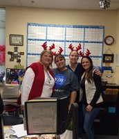 LVJHS Office Staff!
