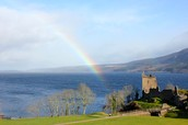 Another place you should see is Loch Ness