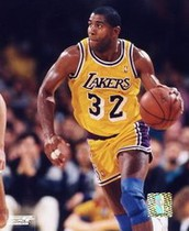 #2 Ervin Johnson (AKA Magic Johnson)