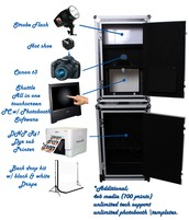 Slim Photo Booths