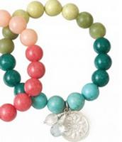 Foundation Bracelet- green (only)