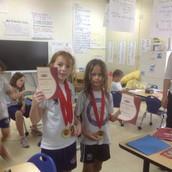 Congratulations Swimmers!