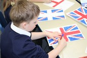 Union Jacks in Year 1