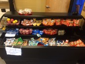 Snacks Now Available for Purchase in After Care
