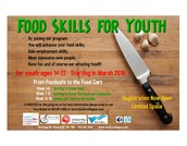 Food Skills for Youth