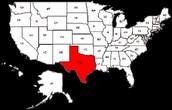 Where is Texas?