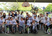 Give BIkes to Foster KIds