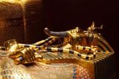 King Tutankhamen