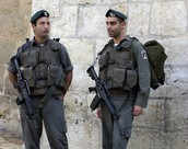 MAGAV HaKotel - The Old City SWAT team!