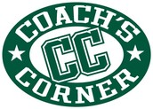 Coach's Corner by Rhonda Bristow
