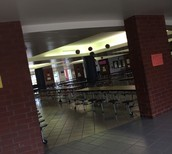 Our well kept up cafeteria