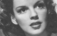 Posing Judy Garland