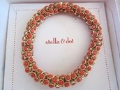 Vintage Twist - Coral $19